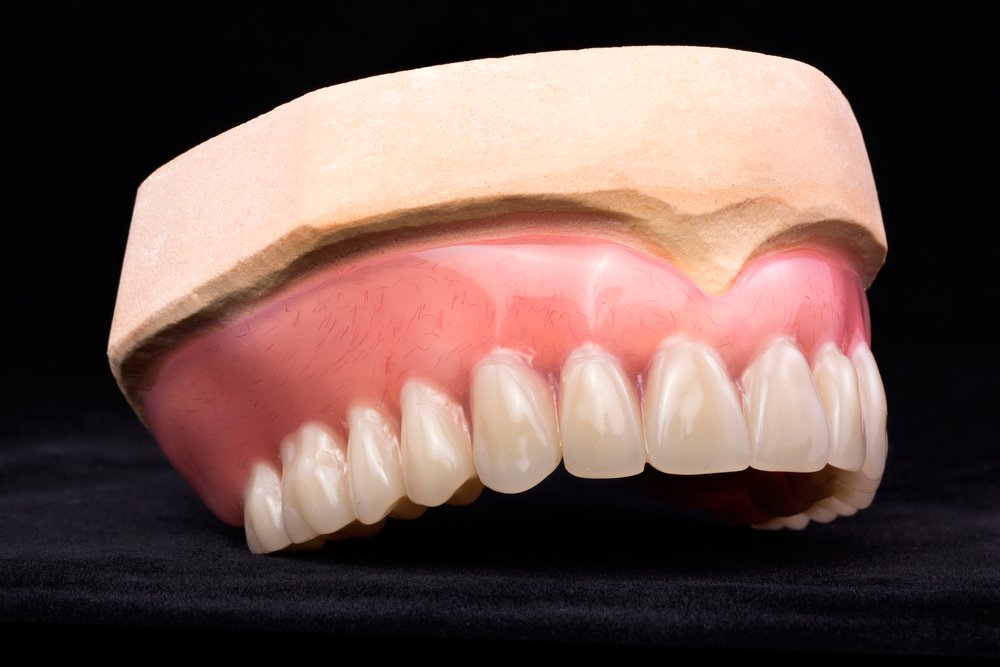 Протезирование зуба алгоритм